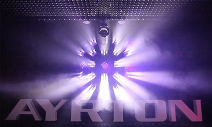 Ayrton goes full steam ahead with LumenRadio's TiMo platform