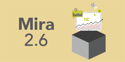 """Mira release 2.6: Opening the """"black box"""" - making complex IoT systems easy to monitor and understand"""