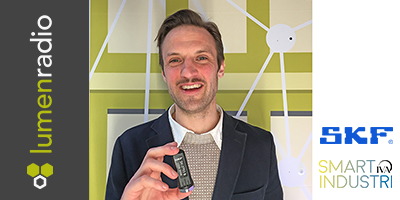 LumenRadio proud finalist in Smart Industri 2020