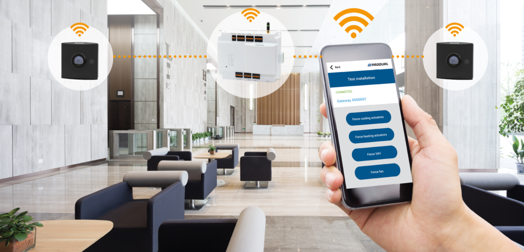 Produal takes building automation to the next level with Proxima®