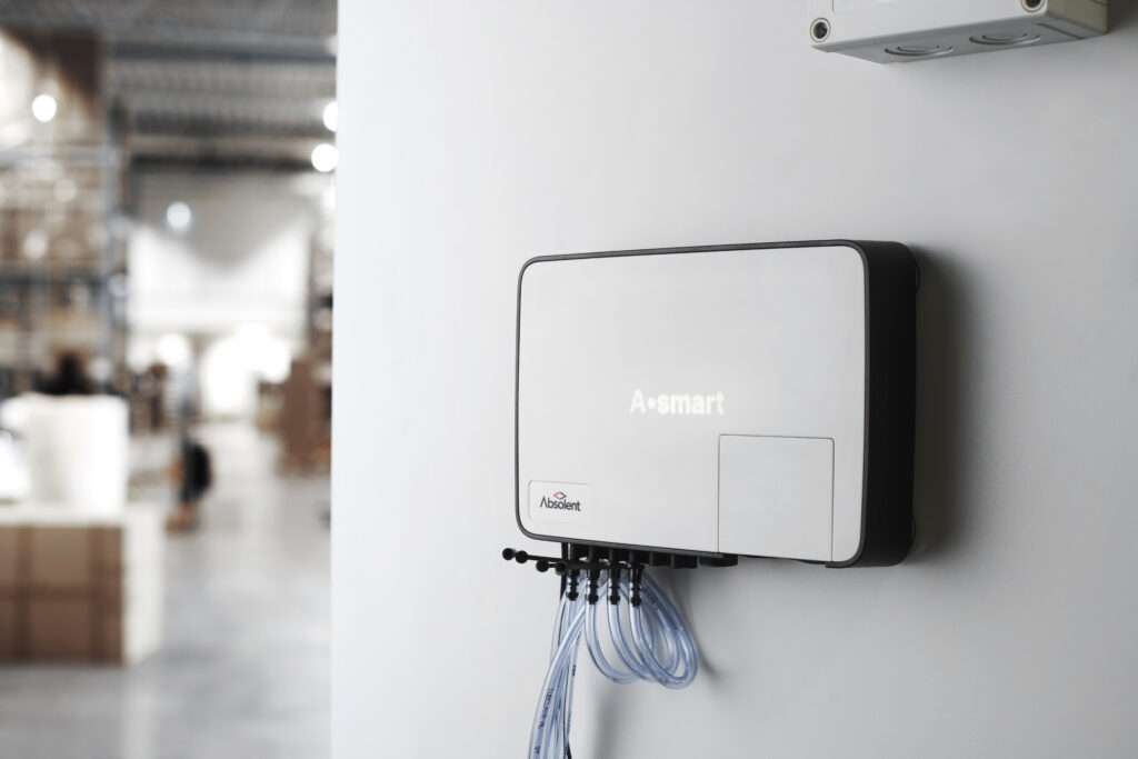 Absolent choose wireless technology from LumenRadio to enable their IoT offering Predictive Maintenance & Environmental Monitoring